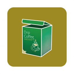 Designed Drip Coffee Box