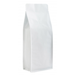 1 lb Box Pouch-Matte White with Valve(FQ-16808MD)