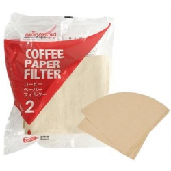 V-type Filter paper-brown(1-4 cup)