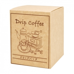 Drip Coffee Box-Coffee Appliance Pattern(FQ-38307)