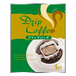 On-Top Series Drip Coffee Bag-Green(FQ-35701)