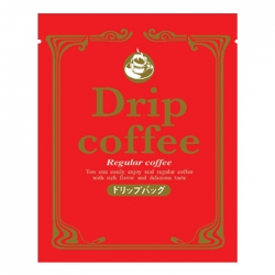 Japan Series Drip Coffee Bag-Red(FQ-35103)