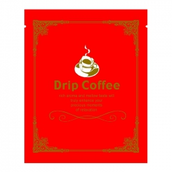 Euro Series Drip Coffee Bag-Red(FQ-35203)