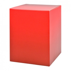 Matte Plain Series Drip Coffee Box- Layered Red(FQ-385M03)