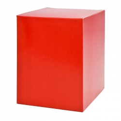Glossy Plain Series Drip Coffee Box-Red(FQ-38503)