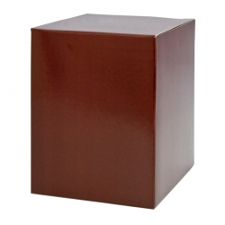 Glossy Plain Series Drip Coffee Box-Brown(FQ-38504)