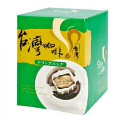 On-Top Taiwan Coffee Series Drip Coffee Box-Green(FQ-367A台灣0