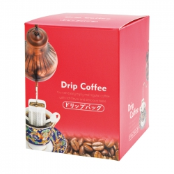Kettle Series Drip Coffee Box-Red(FQ-36903)