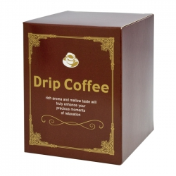 Euro Series Drip Coffee Box-Brown(FQ-36204)