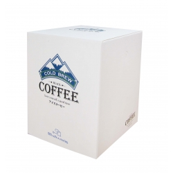 Cold Brew Coffee Box-Iceberg Pattern(FQ-327)