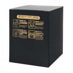 Matte Plain Series Drip Coffee Box-Black(Diamond Type)